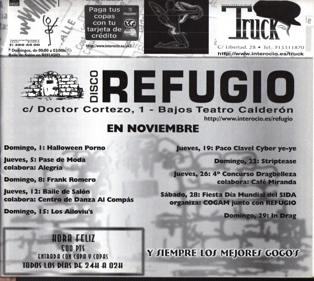 REFUGIO, Al Compás